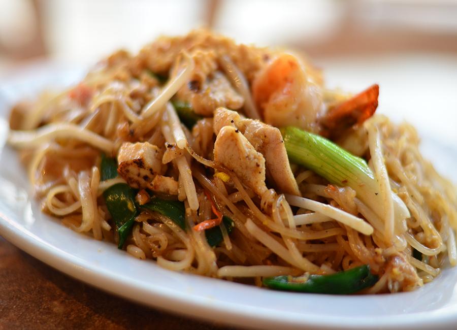 mix thai fruängen